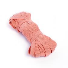 Резинка-продержка арт.с42 10 мм цв.грязно-розовый уп.10м