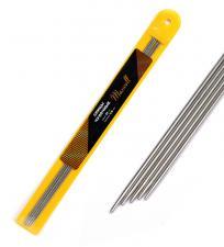 Спицы для вязания чулочные Maxwell Gold, металл арт.25-20 Ø2,0 мм /25 см