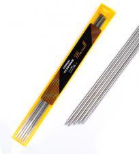 Спицы для вязания чулочные Maxwell Gold, металл арт.25-35 Ø3,5 мм /25 см