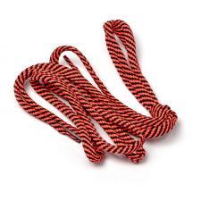 Шнурки плоские 9 мм 7с859 длина 100 см, компл.2шт, цв. чёрный с ярко-розовым