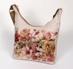 Матрёнин Посад | Декоративная сумка из холста