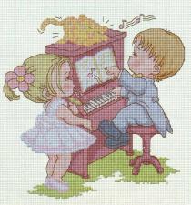 PINN | Song of Love/Песня любви. Размер - 23 х 25 см