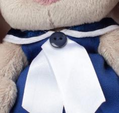 Зайка Ми Моряк, мягкая игрушка BudiBasa