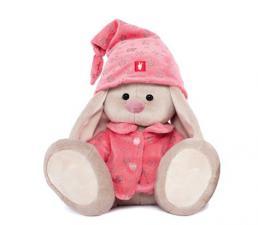 Зайка Ми в розовой пижаме. Размер - 18 см.
