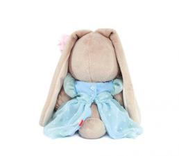 Зайка Ми в голубом платье, мягкая игрушка BudiBasa