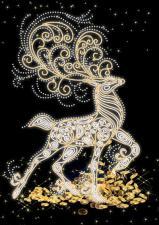 Маричка | Золотое копытце. Размер - 26 х 37 см