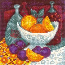 Риолис | Апельсины. Размер - 20 х 20 см
