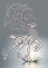 Маричка | Серебряное копытце. Размер - 26 х 37 см