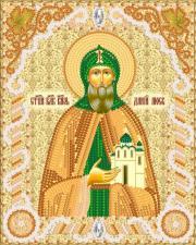 Маричка | Святой Благоверный Князь Даниил Московский. Размер - 18 х 24 см