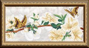 Арт Соло | Яблоневый цвет. Размер - 55 х 25 см