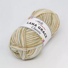 Троицкая пряжа | LANA GRACE Classic (25% мериносовая шерсть 75% акрил супер софт) 100г/300м цв.4431 секционный