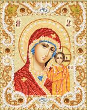 Маричка | Венчальная пара. Богородица Казанская. Размер - 14 х 18 см