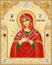 Маричка | Семистрельная Пресвятая Богородица. Размер - 14 х 18 см