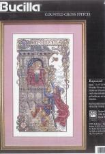 Схема для вышивки Bucilla 41549 Rapunzel/Рапунцель