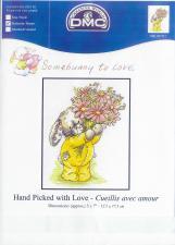 Схема для вышивки DMC BL027/51 Hand Picked with Love