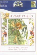 Схема для вышивки DMC K5212 The Willow Fairy/Фея ивы