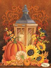 Тэла Артис | Богатый ноябрь. Размер - 24 х 32 см