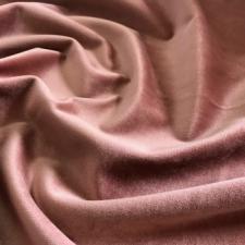Трикотаж бархат плотный арт.КЛ.25180 50х50см, цв.пыльная роза