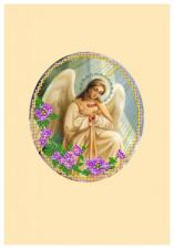 Матрёнин Посад | Ангел 1. Размер - 14 х 16 см