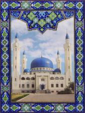 М.П.Студия   Майкопская мечеть. Размер - 27 х 35 см