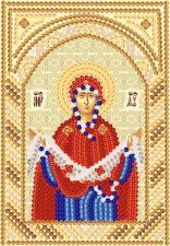 Маричка | Покров Пресвятой Богородицы. Размер - 7,5 х 10,5 см