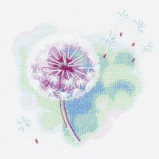 Риолис   Лёгкий ветерок. Размер - 15 х 15 см