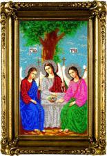 Святая Троица. Размер - 22 х 36 см.