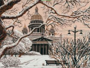 Санкт-Петербург. Размер - 56 х 41 см.