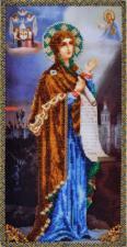 Икона Божией Матери Боголюбской. Размер - 20 х 39 см.