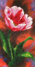 Аленький цветочек. Размер - 16 х 29 см.