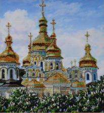Святыня Украины-2. Размер - 32 х 35 см.