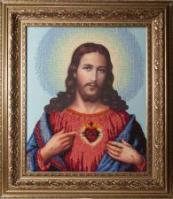 Иисус. Размер - 37,3 х 45,7 см