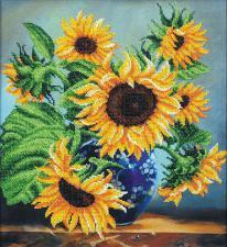 Солнечная поэзия. Размер - 32,5 х 36 см.