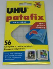 Клеевые подушечки Patafix, 56 шт.