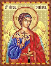 Ангел Хранитель. Размер - 13 х 16 см.