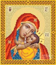 Корсунская икона Божией Матери. Размер - 18 х 21 см.