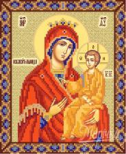 """Икона Божией Матери """"Избавительница"""". Размер - 18 х 23 см."""