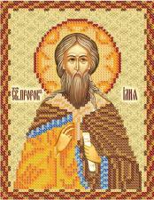 Св. Пророк Илия. Размер - 13 х 16 см.