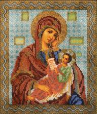 Богородица Утоли Мои Печали. Размер - 20 х 24 см.