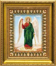 Икона Ангела Хранителя. Размер - 27,5 х 35 см.