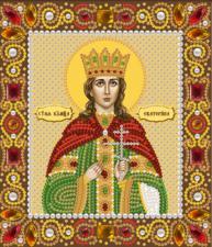 Св. Вмч. Екатерина Александрийская. Размер - 13 х 15 см.
