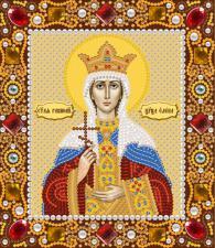 Святая Равноап.царица Елена. Размер - 13 х 15 см.