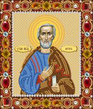 Святой Апостол Пётр. Размер - 13 х 15 см.