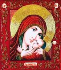 Богородица Касперовская. Размер - 35 х 40 см.