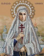 Св. Преподобномученица Елизавета. Размер - 11 х 14 см.