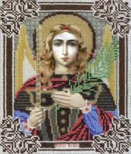 Святой Архангел Михаил. Размер - 18 х 22 см.