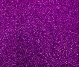 Глиттерный фоамиран (фиолетовый). Размер - 20 х 30 см.