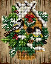 Рождественские истории 14. Размер - 11,9 х 15,4 см.