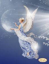 Ангел Согласия. Размер - 24 х 32 см.