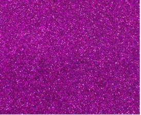 Глиттерный фоамиран (пурпурный). Размер - 20 х 30 см.